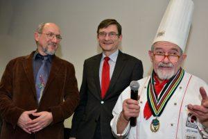 Pán Antovszký s rakúskym veľvyslancom