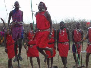 Masaji vo výskoku