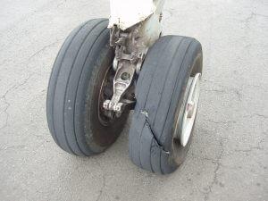 Prasklé pneumatiky